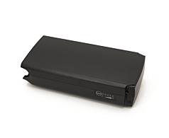Batterie de vélo Gazelle Panasonic 36V 8.8Ah argentée