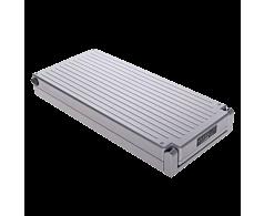Batterie de vélo Sparta / Batavus E-motion C1/C2/C3 25.9V 10Ah 29110753 argentée
